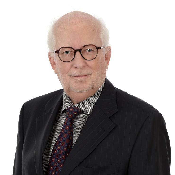 RICHARD RAMSAY, PRÉSIDENT